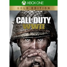 Call of Duty: WWII Gold Edition XBOX ONE / X|S Code 🔑