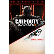Call of Duty Black Ops III: - Zombies Chronicles XBOX✅