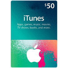 🎵ITUNES GIFT CARD $50 USA🎵