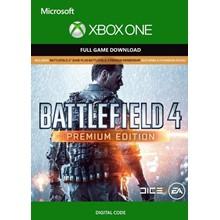 Battlefield 4 Premium Edition Xbox one KEY