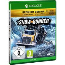 ⭕SnowRunner Premium Edition   XBOX One   Series X S