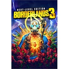 BORDERLANDS 3: Next Level Edition XBOX 🔑KEY🌏