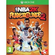 🌍 NBA 2K Playgrounds 2 XBOX ONE / SERIES X   S / KEY