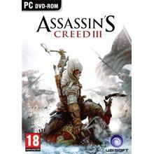 Assassins Creed 3 (Uplay key) Region free