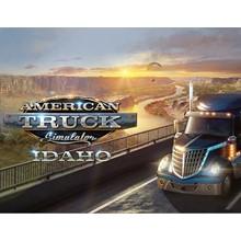 American Truck Simulator - DLC Idaho STEAM / RU-CIS