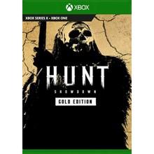 ✅ Hunt: Showdown - Gold Edition XBOX ONE Key 🔑