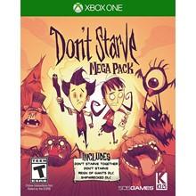 Don´t Starve Mega Pack 2020 XBOX ONE X S KEY