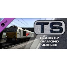 Train Simulator: Class 67 Diamond Jubilee (SteamKey/RoW