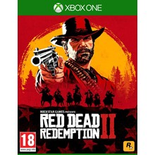 🎮🔑Red Dead Redemption 2 / XBOX ONE / SERIES X/KEY🔑🎮