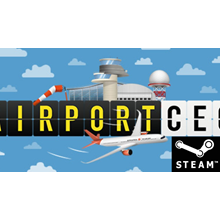 ⭐️ Airport CEO - STEAM (Region free)
