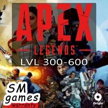 APEX LEGENDS | 300-600 LVL | ONLINE | NO BAN | ORIGIN🔵
