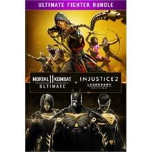 🔑Mortal Kombat 11 Ultimate+Injustice 2 Legendary/KEY🔑