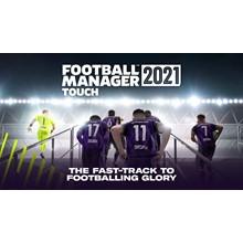 Football Manager 2021 +ALL DLC STEAM +3%CASHBACK