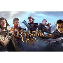 Baldur's Gate 3 + STEAM GLOBAL + DLC+ LIFETIME WARRANT