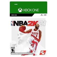 NBA 2K21 (XBOX ONE) - GLOBAL KEY
