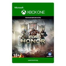 FOR HONOR :Standard Edition XBOX ONE KEY