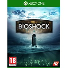 BIOSHOCK: THE COLLECTION XBOX ONE, SERIES X|S🔑KEY