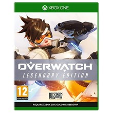 OVERWATCH® LEGENDARY EDITION XBOX ONE & SERIES X S 🔑