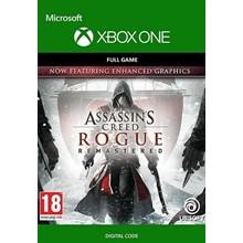 Assassin's Creed Rogue Remastered XBOX / XBOX S|X KEY