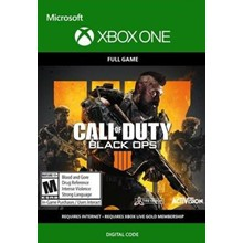 CALL OF DUTY®: BLACK OPS 4 XBOX ONE & SERIES X|S KEY