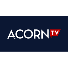 ACORN.TV Gift Card FOR 1 YEAR
