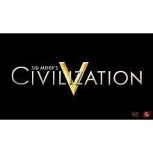 CIVILIZATION V STANDART EDITION STEAM KEY/RU/CIS