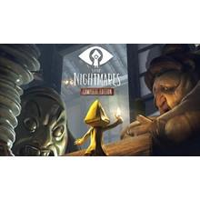 Little Nightmares Complete Edition (STEAM KEY/RU/CIS)