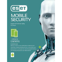 ESET Mobile Security For Android 1 Device 1 Year Global