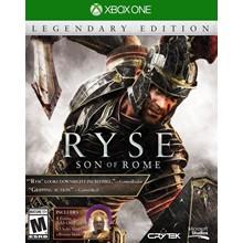 Ryse: Legendary edition Xbox one