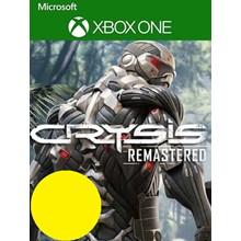 Crysis Remastered Xbox One KEY
