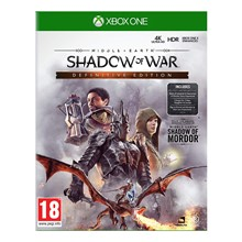 Middle-earth: Shadow of War Definitive Ed. XBOX/WIN10🔑