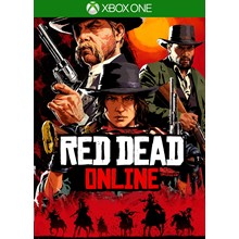 ✅ Red Dead Online XBOX ONE|X|S Digital Key 🔑