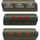 💎★ WOT getting 1-3 marks on the barrel of the WN8 stat