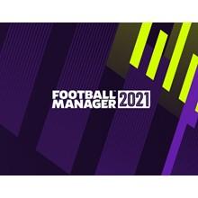 Football Manager 2021 (steam key) -- RU