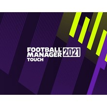 Football Manager 2021 Touch (steam key) -- RU