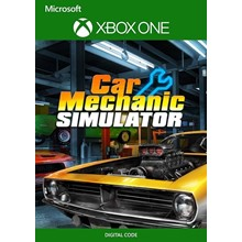 🎮Car Mechanic Simulator XBOX ONE / X|S 🔑Key