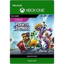 🎮Plants vs.Zombies:Battle for Neighborville XBOX ONE🔑