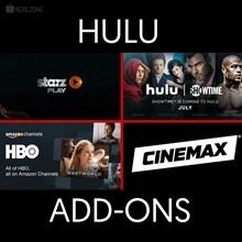 HULU CINEMAX