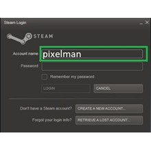 Top-up Steam Wallet (Russia) by 35 - 8000 RUB