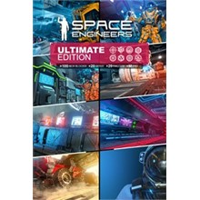 Space Engineers: Ultimate Edition 2020 XBOX ONE/X/S KEY