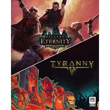 Pillars of Eternity + Tyranny | + Mail