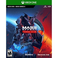 Mass Effect Legendary Edition XBOX ONE & SERIES X|S 🔑