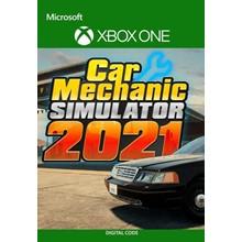 Car Mechanic Simulator 2021 XBOX ONE / X|S Code 🔑
