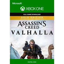Assassin´s Creed Вальгалла Gold Edition Xbox KEY