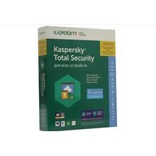 Kaspersky Total Security 2 PC 1 year RENEWAL RUS