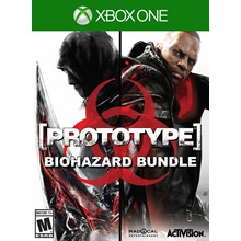 Prototype Biohazard Bundle XBOX ONE/X/S DIGITAL KEY
