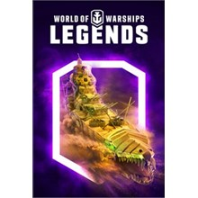 World of Warships Legends Ancient Champion XBOX KEY
