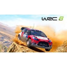 WRC 6 FIA World Rally Championship [Steam Key]