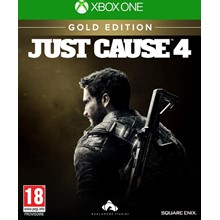 ✅ Just Cause 4 - Gold Edition XBOX ONE 🔑KEY