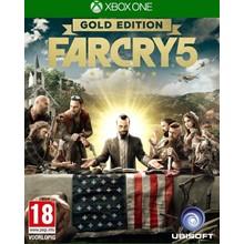 ✅ Far Cry 5 Gold Edition XBOX ONE 🔑KEY
